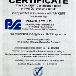 HACCP System And Scope