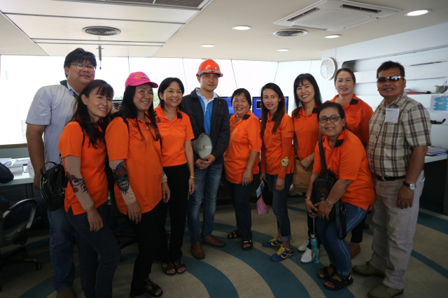 The group of Tak Provincial Administrative Organization (100 persons) visited the Salt production process and plant management of Pimai Salt Co., Ltd.